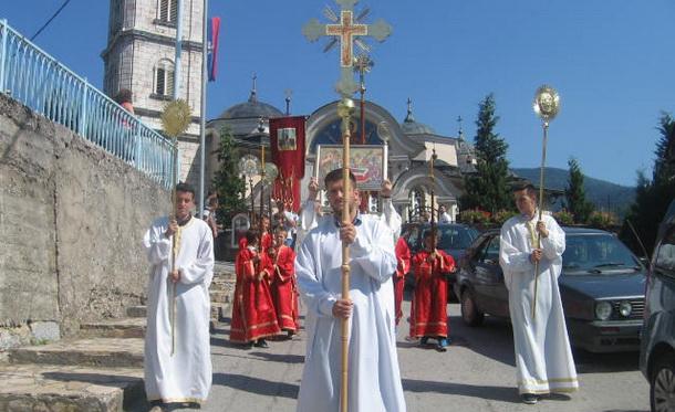 Velika Gospjina u Cajnicu 2015