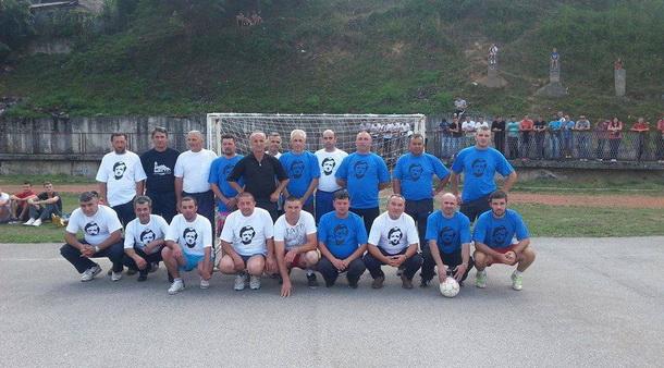 Veterani fudbalski u Cajnciu
