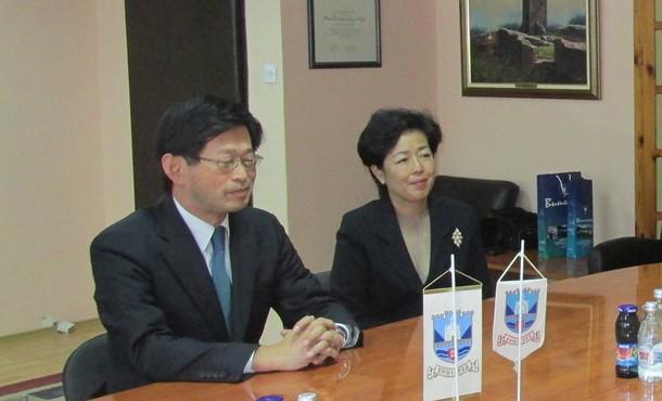 Ambasador Japana u Visegradu