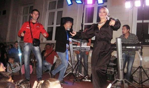 Biljana Secivanovic u Cajnicu