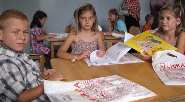 Djeca u obdanistu