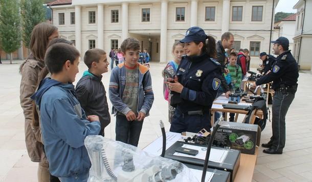 Granicna policija u Andricgradu 2