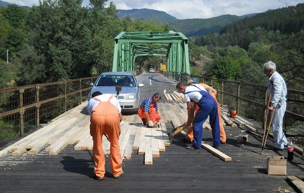 Most u Rudom