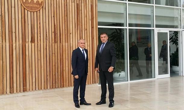 Petar Djoki i Mile Lakic 2