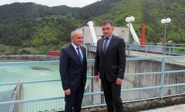 Petar Djoki i Mile Lakic