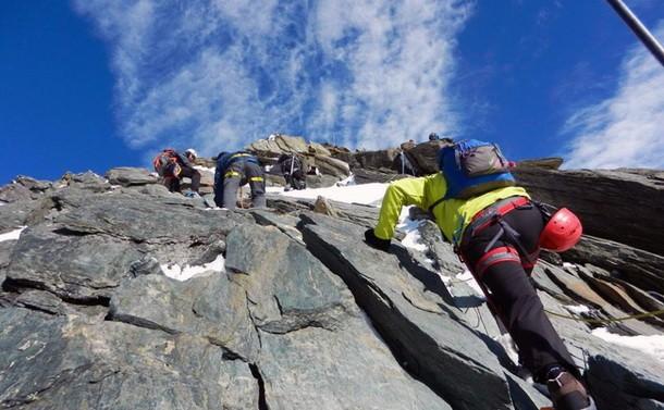Planinari na Grosglokner