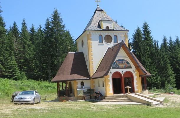 Rogatica  Nova crkva na Crkvinama