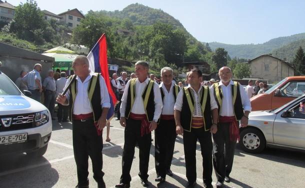 Sabor srpskog izvornog pjevanja u Visegradu