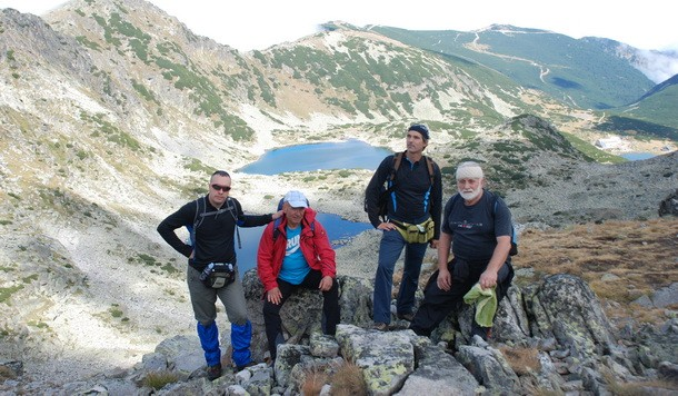 Visegradjani planinari