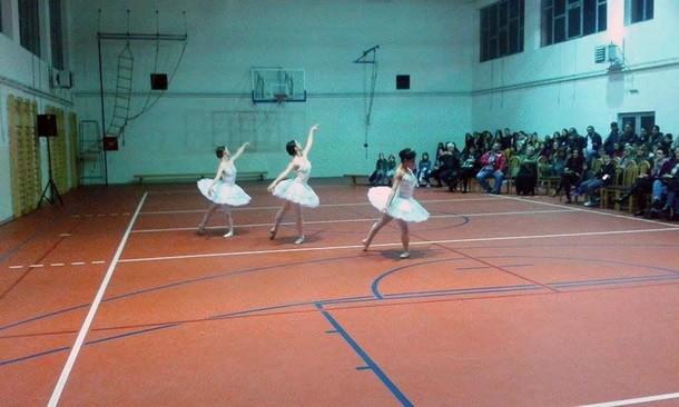 Balet u Visegradu