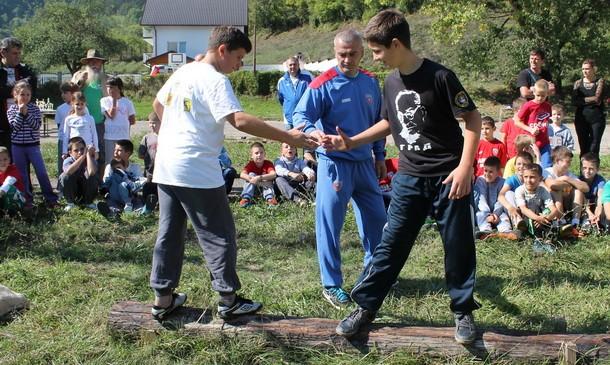 Sokolske igre u Dobrunu (2)