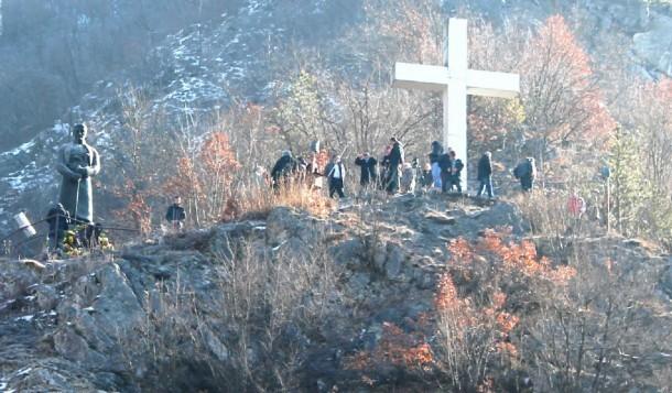Karadjordev spomenik u Dobrunu