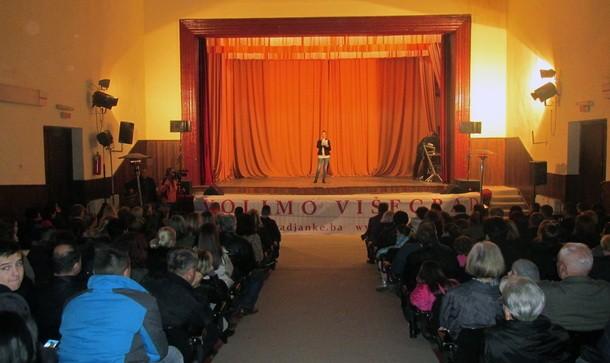 Koncert Sergej Sevic