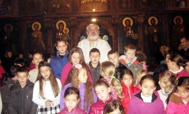 Djetinjci u Cajnicu