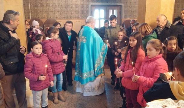 Praznik djece i omladine u Cajnicu1