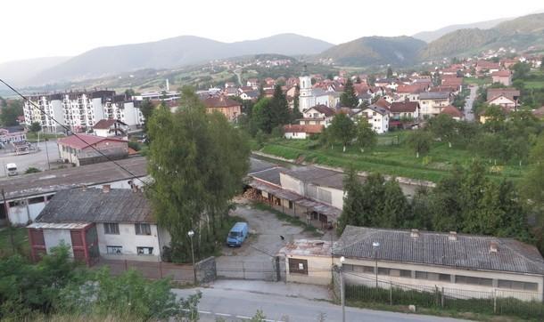 Rogatica- panorama 2