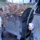 Badnjaci u kontejnrima