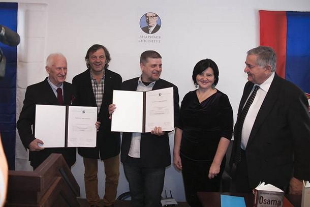 Beckovic Kusturica i Kecmanovic 2