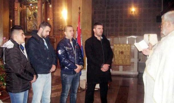 Bogojavljenje u Cajnicu (1)