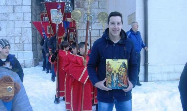 Bogojavljenje u Cajnicu (2)