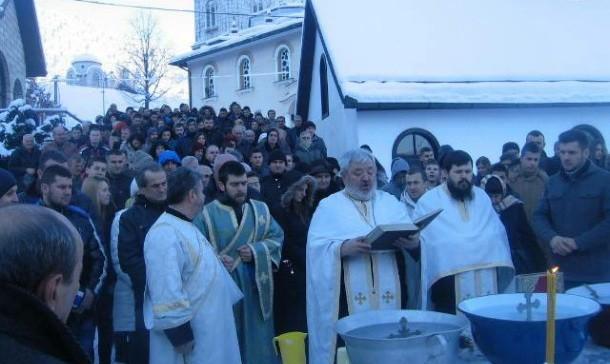 Bogojavljenje u Cajnicu (3)