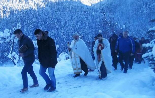 Bogojavljenje u Cajnicu (4)