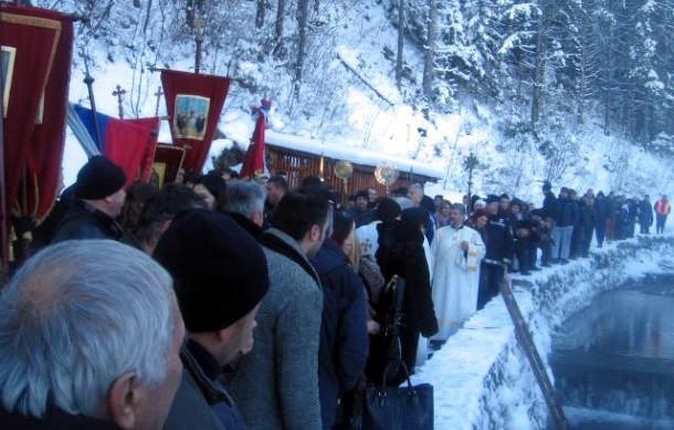 Bogojavljenje u Cajnicu (6)