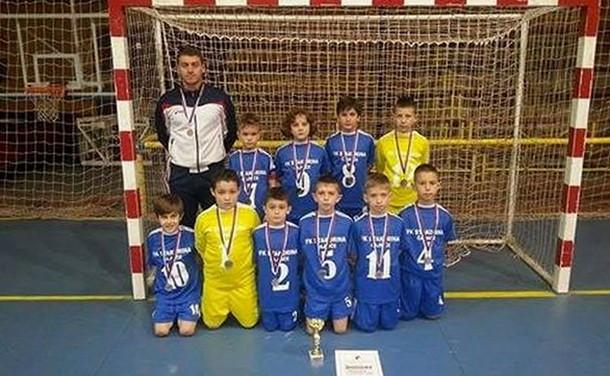Mladi fudbaleri Stakorine