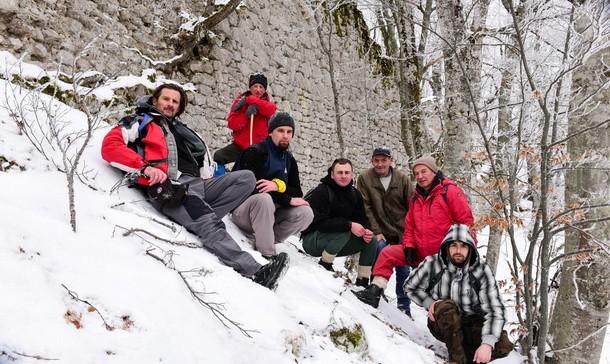 Planinari na Rujistu