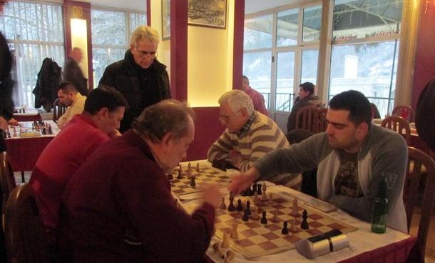 Sahovski turnir u Visegradu