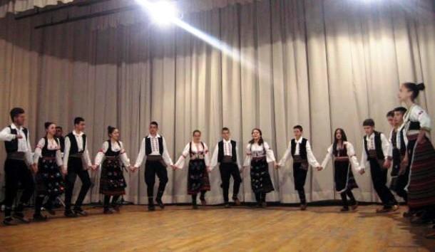 Svecana akademija u Cajnicu (2)