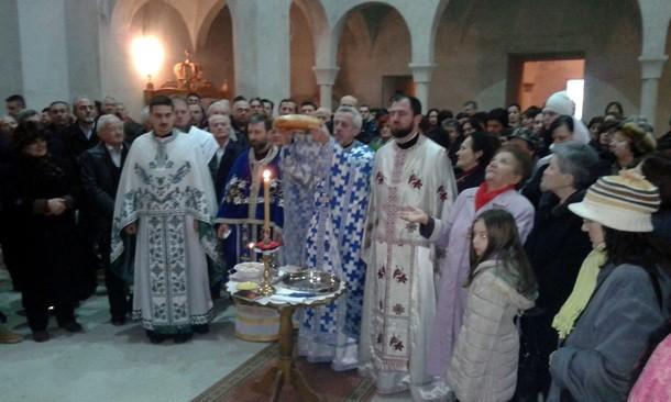 Sveti Sava u Foci