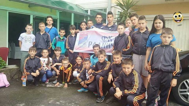 Fudbalske nade iz N Gorazda