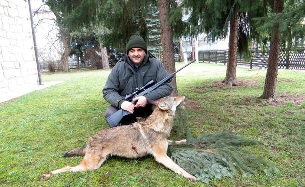 Savo Minic ubio vuka 2