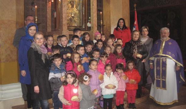 Djeca post u Cajnicu (2)
