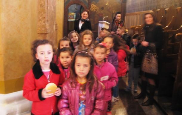 Djeca post u Cajnicu (3)