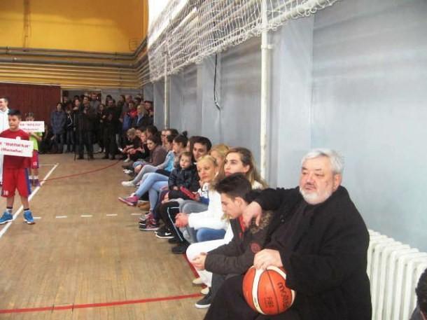 Kosarkaski turnir u Cajnicu (2)
