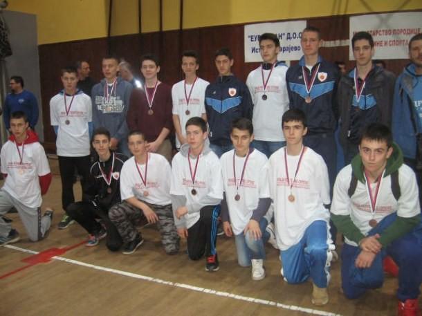 Kosarkaski turnir u Cajnicu (7)