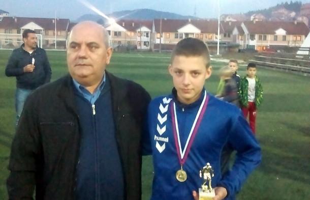 Luka Jankovic Nade FK Mladost