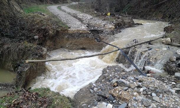 Poplava u Foci Livade