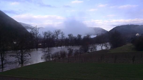 Poplava u Rudom