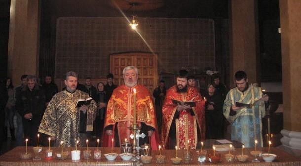 Zadusnice u Cajnicu