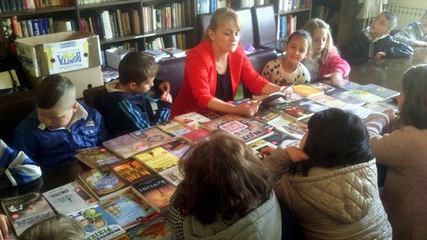 Dan knjige u Cajnicu (1)