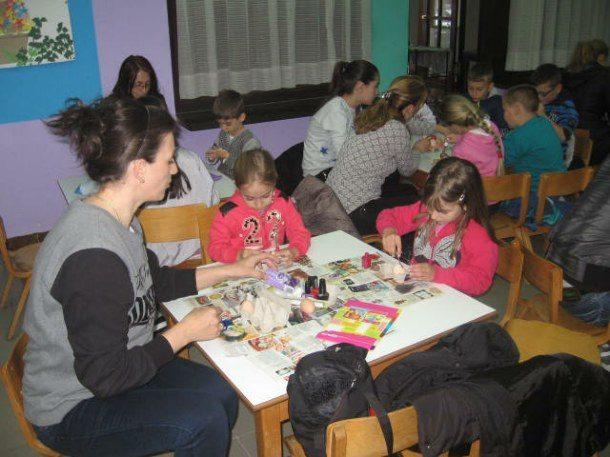 Djeca Vasrks u Cajnicu (2)