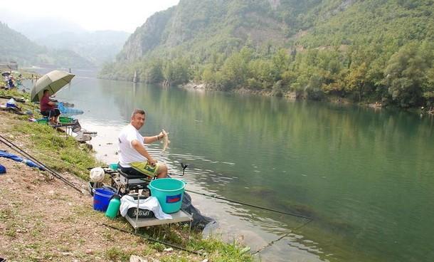 Ribari u Visegradu