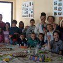 Skolarci sarali jaja u Cajnicu