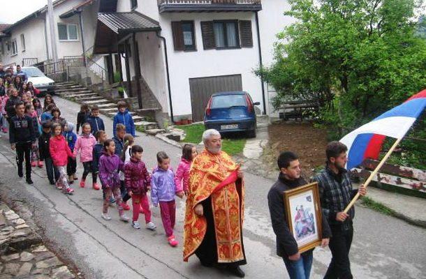 Djurdjevdan u Cajnicu (1)