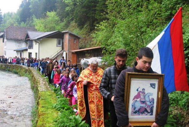Djurdjevdan u Cajnicu (2)