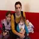 Jelena Jovanovic sa djecom