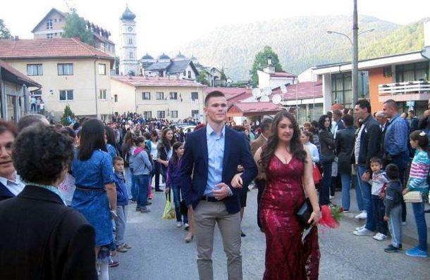 Maturanti u Cajnicu